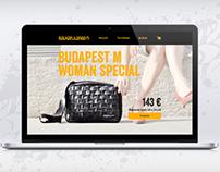 Balkan-tango website redesign