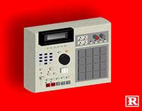 MPC 2000XL Animation