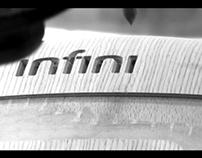 INFINITI furniture 2013 - Behind the scenes