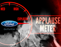 Ford Applause Meter