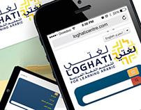 Website Design : Loghati Centre