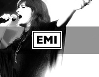 EMI Website Design