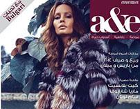 A&E magazine Dec 2013