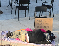 Homelessness in Founders Green Video