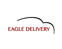 Logo for Eagle Delivery firm