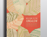 Welcome to the Jungalow Poster