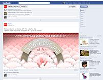 Propuesta para Pikolín en Facebook