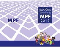 Relatório 2012 - Turminha do MPF
