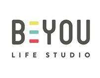 BeYou Life Studio Branding