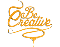 Be Creative Lettering