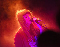 Live photos: Alcest, Hexvessel & The fauns