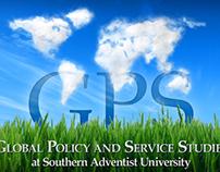 SAU Global Policy and Service Studies Major Flyer