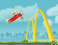 McDonald's Monopoly iAd