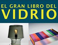 Diseño y maquetación El Gran Libro del Vidrio