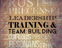 Leadership  Training &  Team Building
