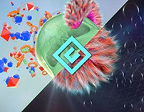 """CHROMANY"" : Creative Lab Logo Identity"