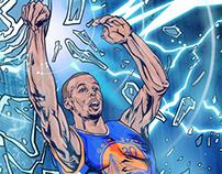 【NBA】The Rainmaker