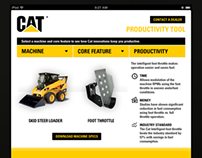 Caterpillar BCP Productivity Tool