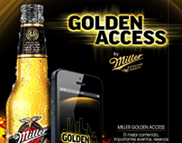 MILLER GOLDEN ACCESS