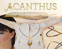 Acanthus, Hathor: Midnight lookbook