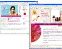 Beauty Counselor Training Portal