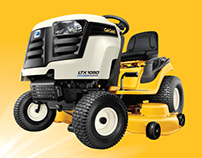 Cub Cadet: Marketing Collaterial