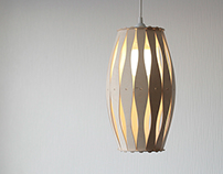 EMBRACE series of decorative lamps