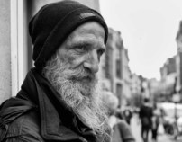 Homeless Portraits