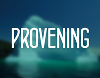 PROVENING - Branding