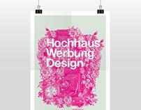 HOCHHAUS WERBUNG DESIGN
