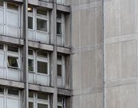 ealing hospital building
