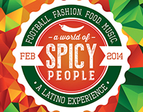 A World of Spicy People