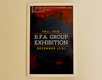 BFA Group Exhibition | Fall 2013