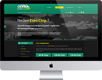 Poker Chip Web Design