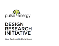 Pulse Energy (design research)