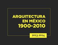Arquitectura en México