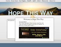 Misc. Website Designs