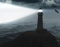 Autodesk Maya Lighthouse Project