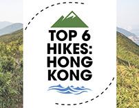 Hong Kong: Top 6 Hikes