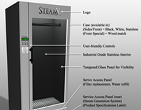 SteamX Marketing Product/Invention
