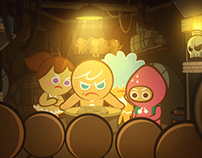 "CookieRun Movie Trailer ""Oven break"""