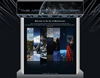 Previous Portfolio Website Design