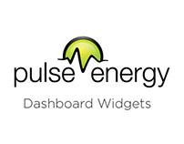 Pulse Energy - Dashboard Design Widgets (web app)