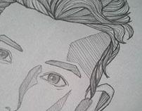 Sketch of Guy