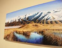 Mackenzie Country Painting