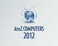 AtoZ Computers Branding 2012