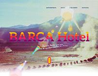 BARCA hotel