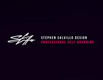 Stephen Calvillo Design | Professional Branding
