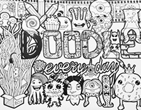 ''Doodle every day''