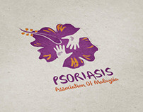 Corporate Identity - Psoriasis Association of Malaysia